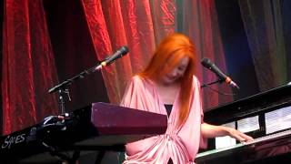 "Tori Amos, ""Ophelia"" Live at  Iveagh Gardens Dublin 16th July 2010"