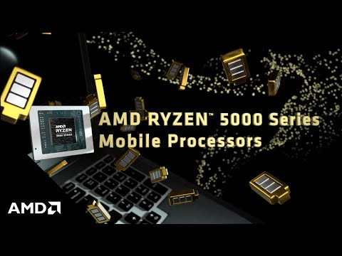 AMD Ryzen™ 5000 Series Mobile Processors – Supreme Performance. Infinite Possibilities.