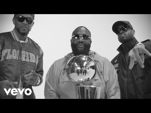 Rick Ross - Season Ticket Holder (Official Music Video) ft. D. Wade, Raphael Saadiq, UD
