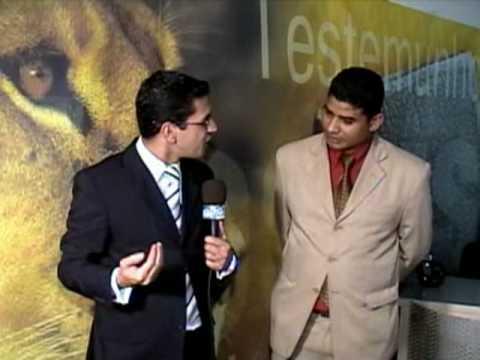 Entrevista Pr Aldo Nascimento Ex bruxo
