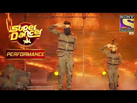 Tejas और Tushar का देशभक्ति से भरे Performance से चौंके Judges | Super Dancer Chapter 3