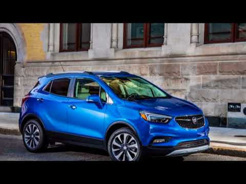 AMAZING! 2019 Buick Encore Interior Comfort And Quality For Passengers And Driver