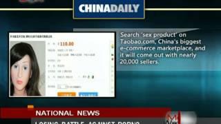 Losing battle against porn- Apr.16th.,2014 - BONTV China