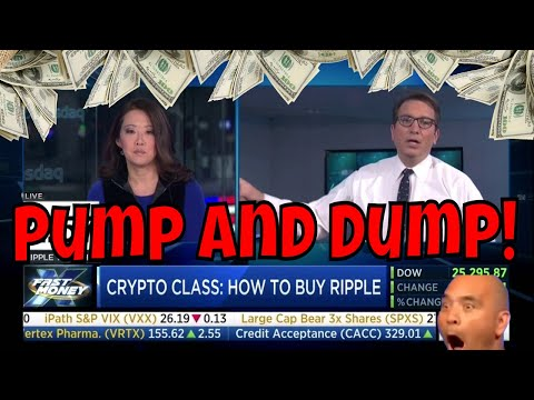 CNBC Pump and Dumps Crypto? Country adopts crypto as national currency!