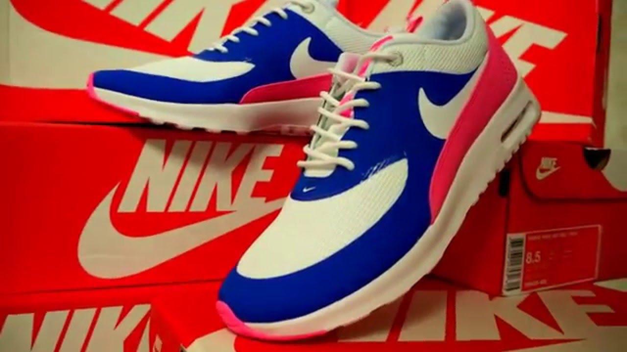 Nike Air Max Thea grau braun taupe Gr. 41 wie neu