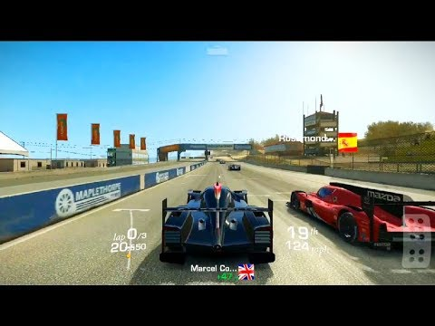 REAL RACING 3 MOD | CADILLAC DPI-V.R #11 | Android Video Games