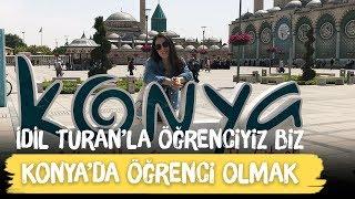 Öğrenciler Konya'da Ne Yer, Ne İçer, Nasıl Eğlenir? - İdil Turan'la Öğrenciyiz Biz!