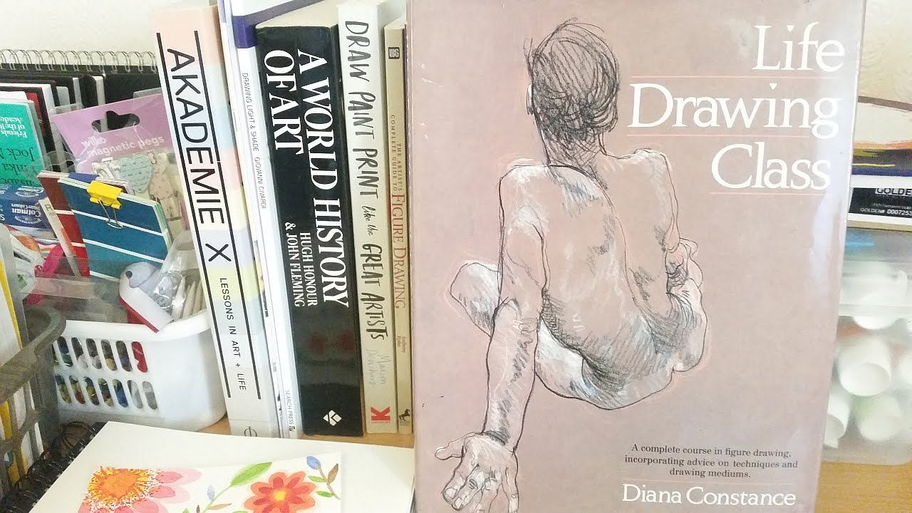 What Is The Best Book For Figure Drawing Youtube