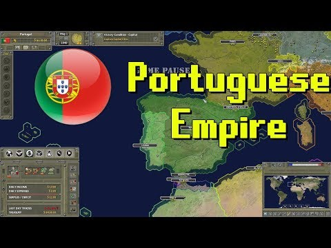 Supreme Ruler Ultimate | Portuguese Empire | Part 1 | Conquering Spain