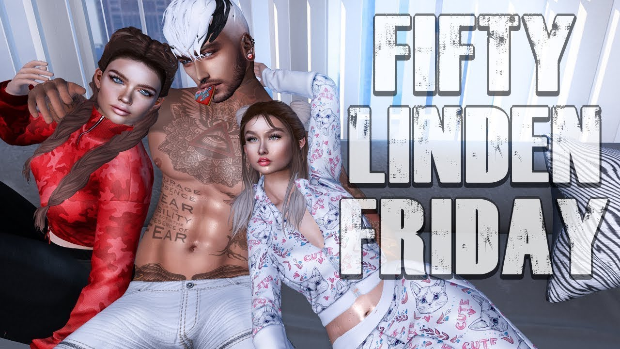 Fifty Linden Friday 01/11/2019 – Second Life