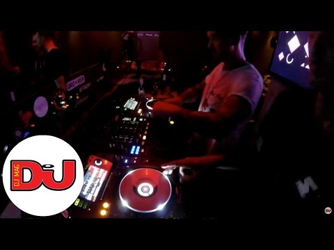 DJ MAG LIVE PRESENTS MOTHER RECORDING TAKEOVER