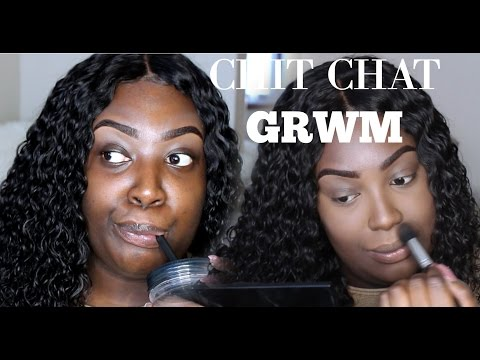 CHIT CHAT GRWM | UNI's IN MY WAY? I WENT ON TOUR | PURPOSE + OBEDIENCE