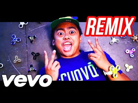 I Love FIDGET SPINNERS  Remix Edition
