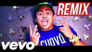 Gambar cover I Love FIDGET SPINNERS (Official Remix Edition)