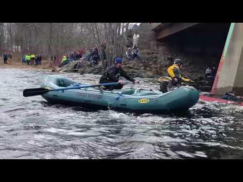 2018 Kenduskeag Stream Canoe Race - Bangor, Maine