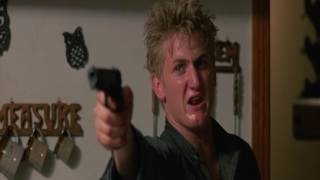 """I ain't you"": Sean Penn, Christopher Walken"