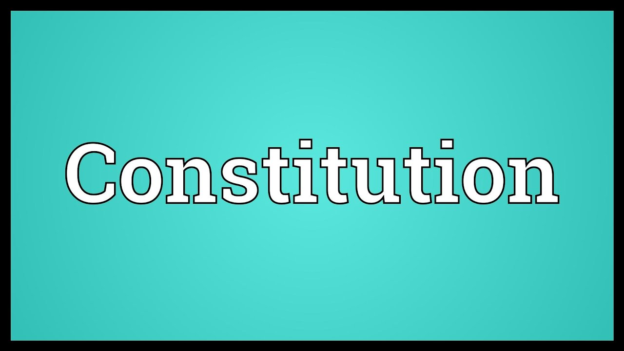 Clauses Of The Constitution