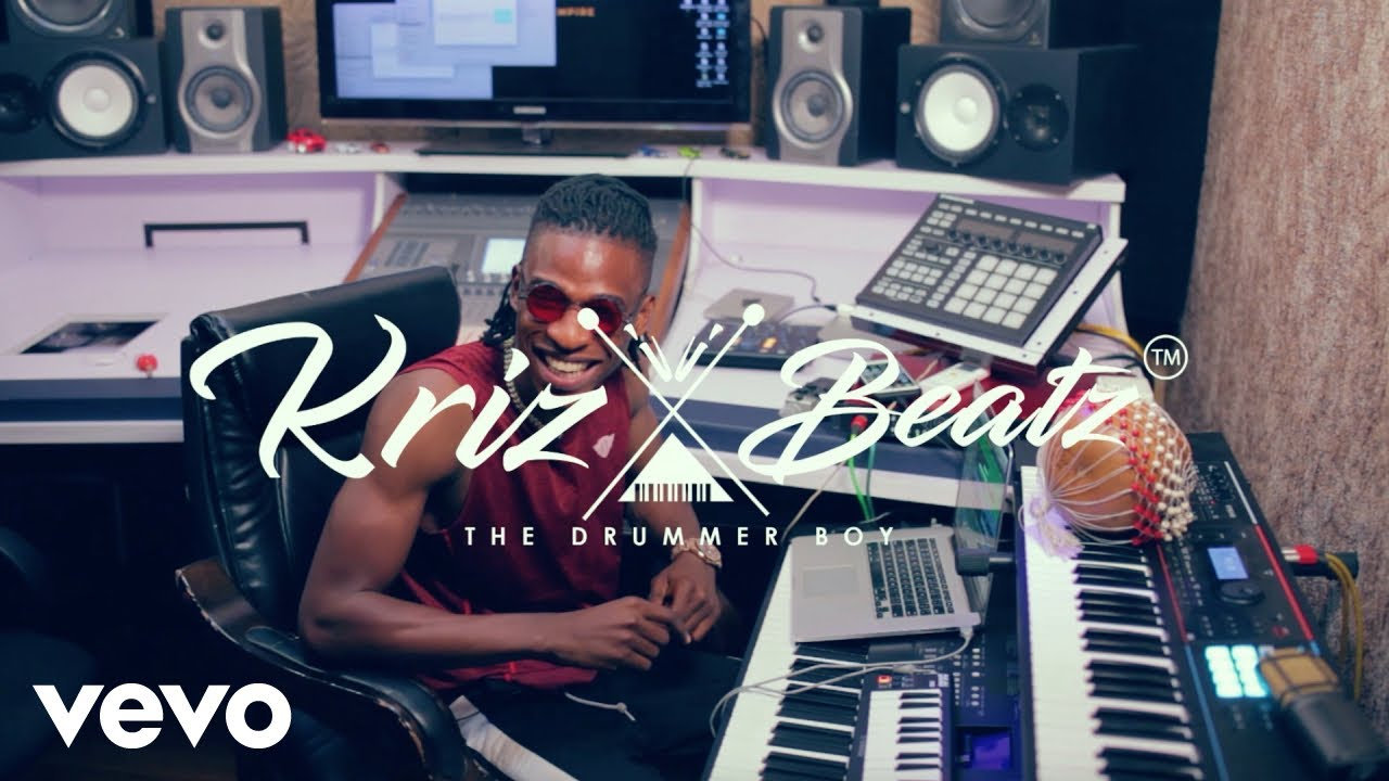 Krizbeatz - Level (Tutorial Review) ft  Sean Tizzle, Ceeboi