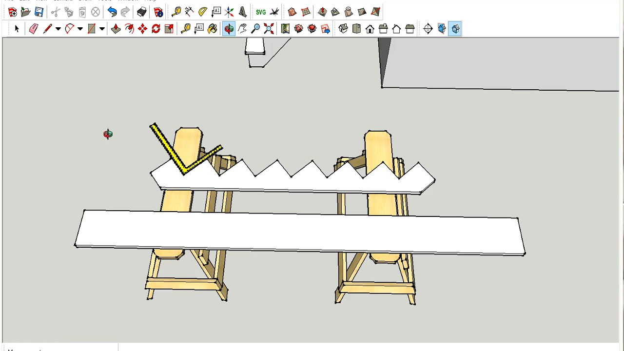 Designing a Loft Stair in SketchUp - Help Request by Viewer
