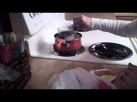 How to get Wax Out of a Candle Jar