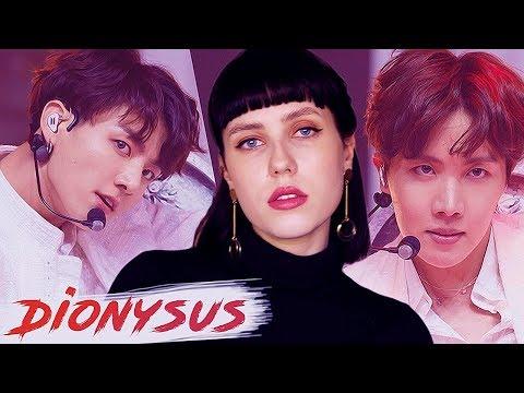 BTS - Dionysus (На русском || Russian Cover)
