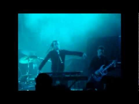 Leprous - Waste Of Air Live In Athens,Greece @ Gagarin 205 13/11/2011