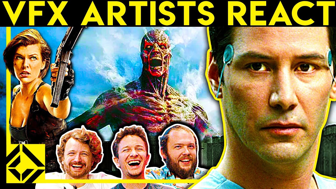 Download VFX Artists React to Bad & Great CGi 44