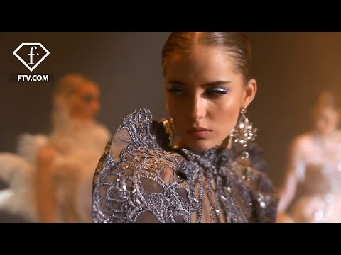 Theater of Dreams by Elie Saab, Paris Couture Spring/Summer 2021 | FashionTV | FTV