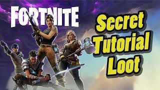 Fortnite PVE Secret Tutorial Loot Fortnite PVE Secret Tutorial Loot Fortnite PVE Secret Tutorial Loot Fortnite
