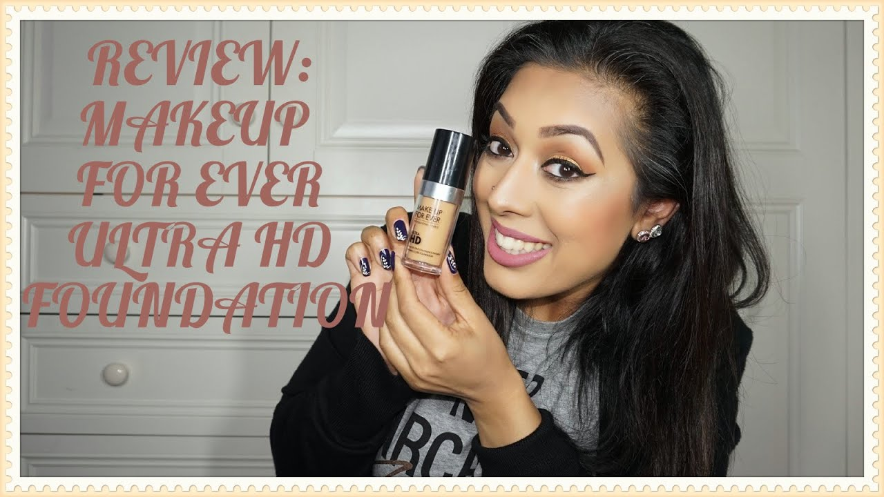 Hd Makeup Forever Foundation Tutorial