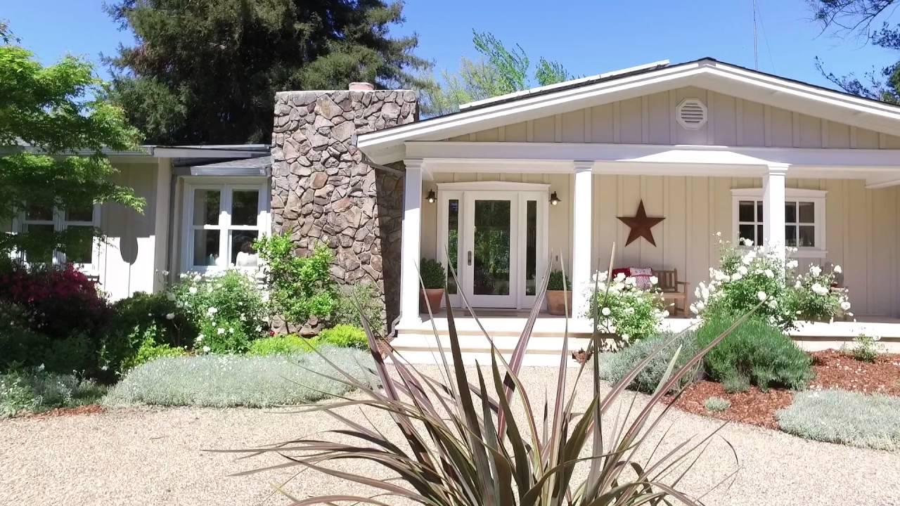 napa farmhouse plans. 1098 Vineyard Lane  Contemporary Napa Valley FarmHouse for Sale