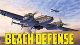 IL2 1946 - Beach Defense