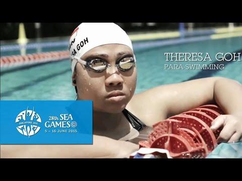 Greatest - Daphne Khoo | Songs of 28th SEA Games & 8th ASEAN Para Games 2015 [Lyric Video]