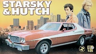 Review - Starsky & Hutch Ford Torino by Revell