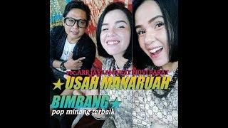Lagu minang terbaru_USAH MANARUAH BIMBANG_NOVI BARAT feat ARR JAYLANI_chanelDMB/pop minang #VLOG89