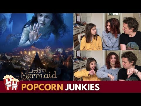 The Little Mermaid Trailer - Nadia Sawalha & Family Reaction & Review Mp3