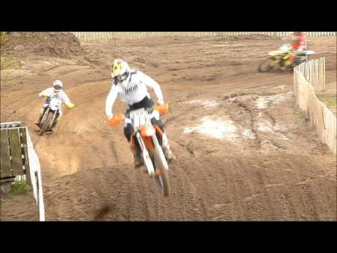 Moto cross Donnery 2016    2ème Manche  MX2 250 CC