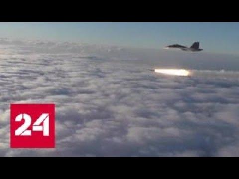 В Крыму прошли масштабные военные учения - Россия 24