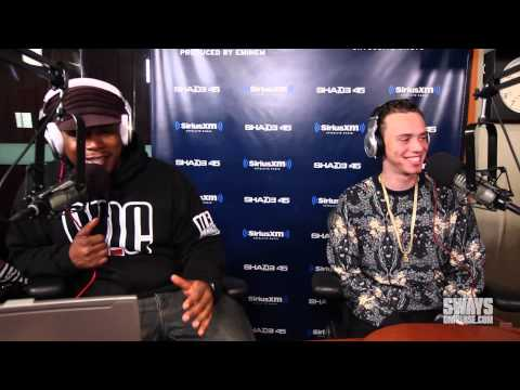 Logic Tells His Story, Looking White, Using the N-Word, & 1st Album Being Strictly for Hip-Hop Heads
