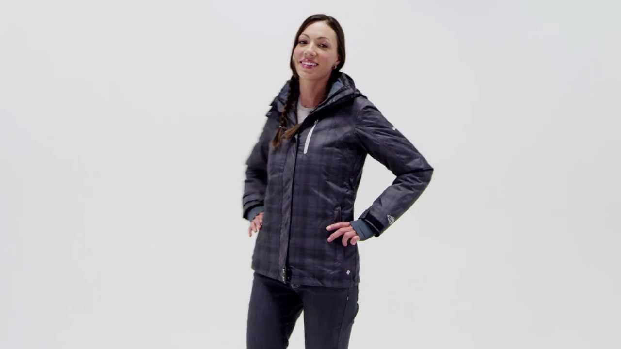 Columbia ski jackets whirlibird