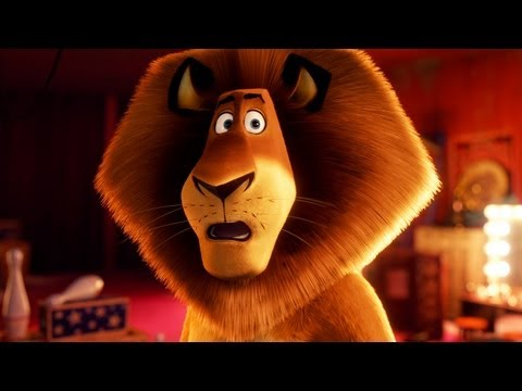 MADAGASCAR 3: Europe's Most Wanted Trailer 2012 Movie - Official [HD]