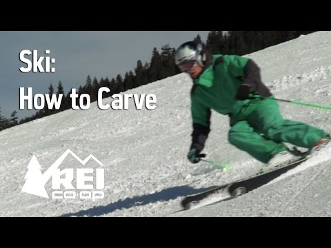 Skiing: How to Carve