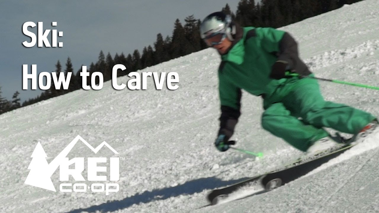 How to Carve Skis - Take Your Skiing to the Next Level || REI