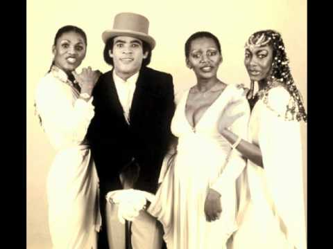 BONEY M - megamix (the greatest hits)