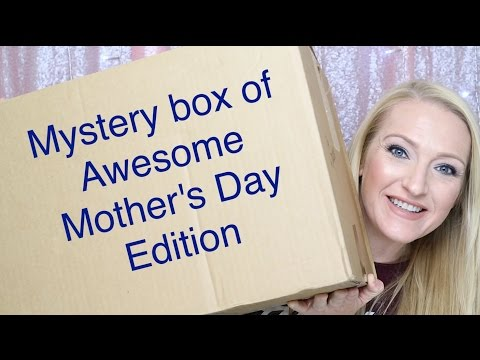 Mystery Box of Awesome    Mother's Day Edition    That Daily Deal