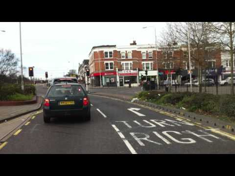 London streets (325.) - Waltham Forest (E17) - Cheshunt Road (E7)