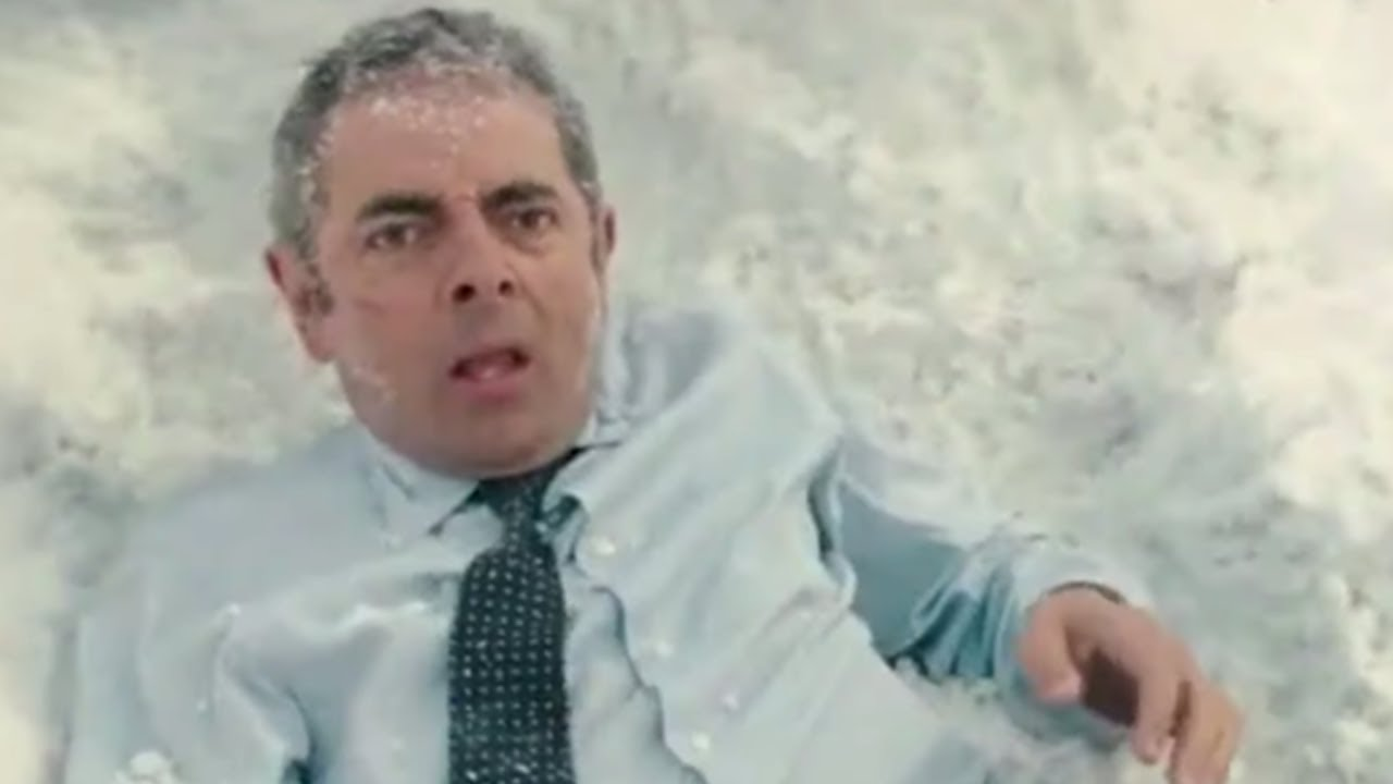 Download Snow Problem | Funny Clip | Johnny English Reborn | Mr Bean Official