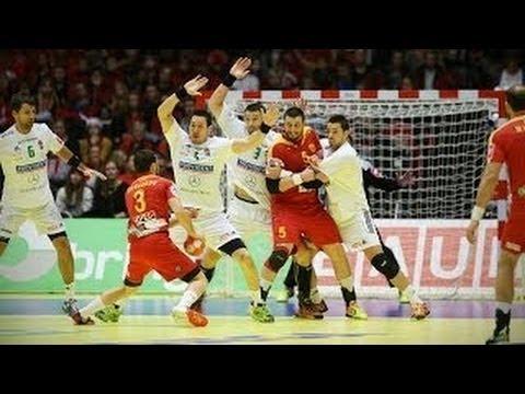 EHF EURO 2014 | FYR MACEDONIA vs HUNGARY - Main Round (Group 1)