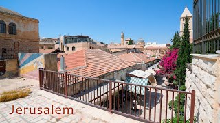 Jerusalem, Walk on the Rooftops of the Old City
