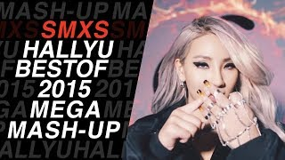 "SHIMMixes ""BEST OF 2015"" K-POP MEGA MASH-UP"